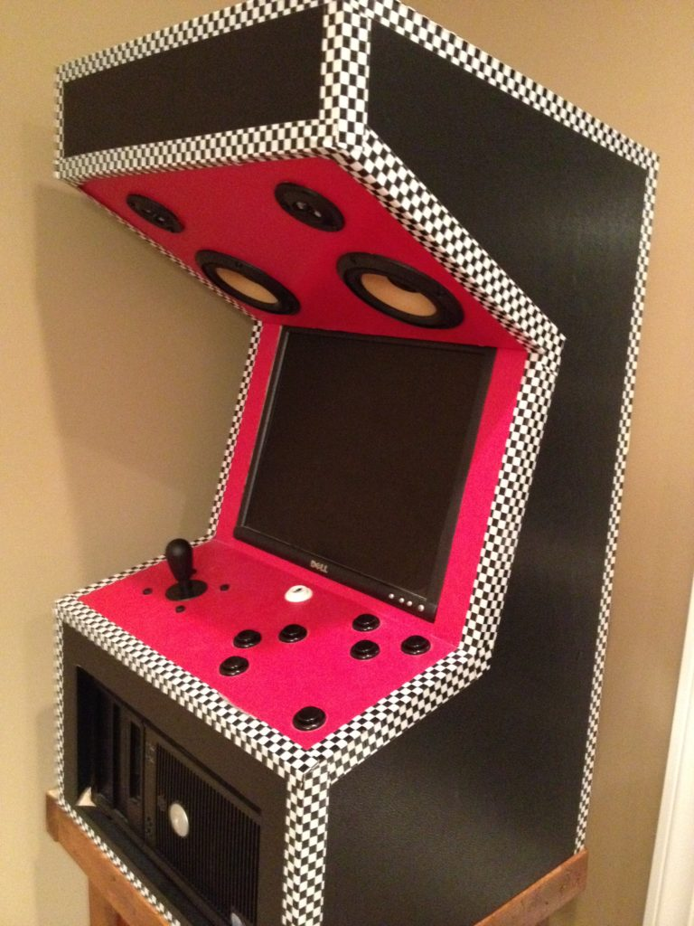 MAME Arcade 1
