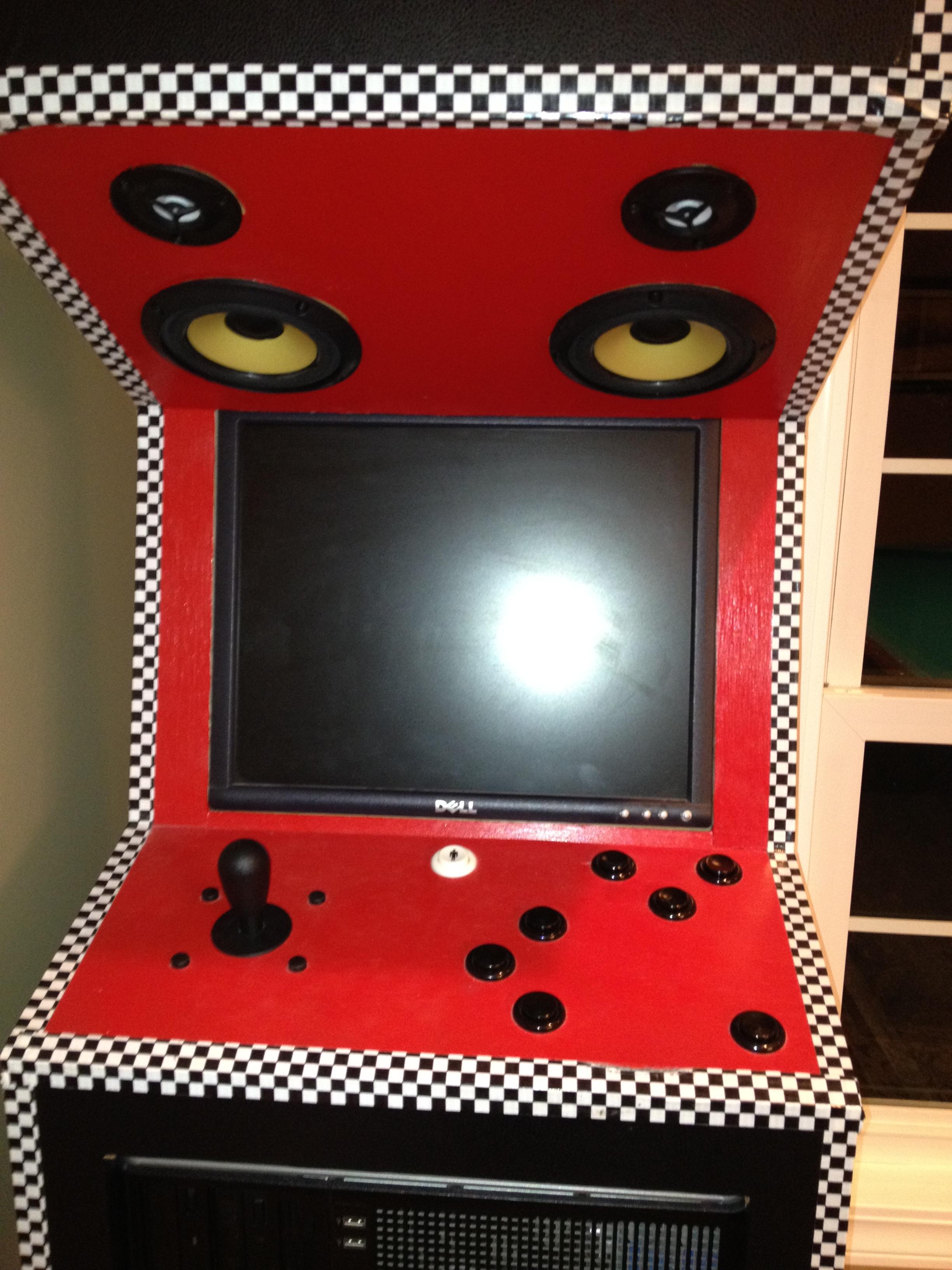MAME Arcade 1 – CGD Tech